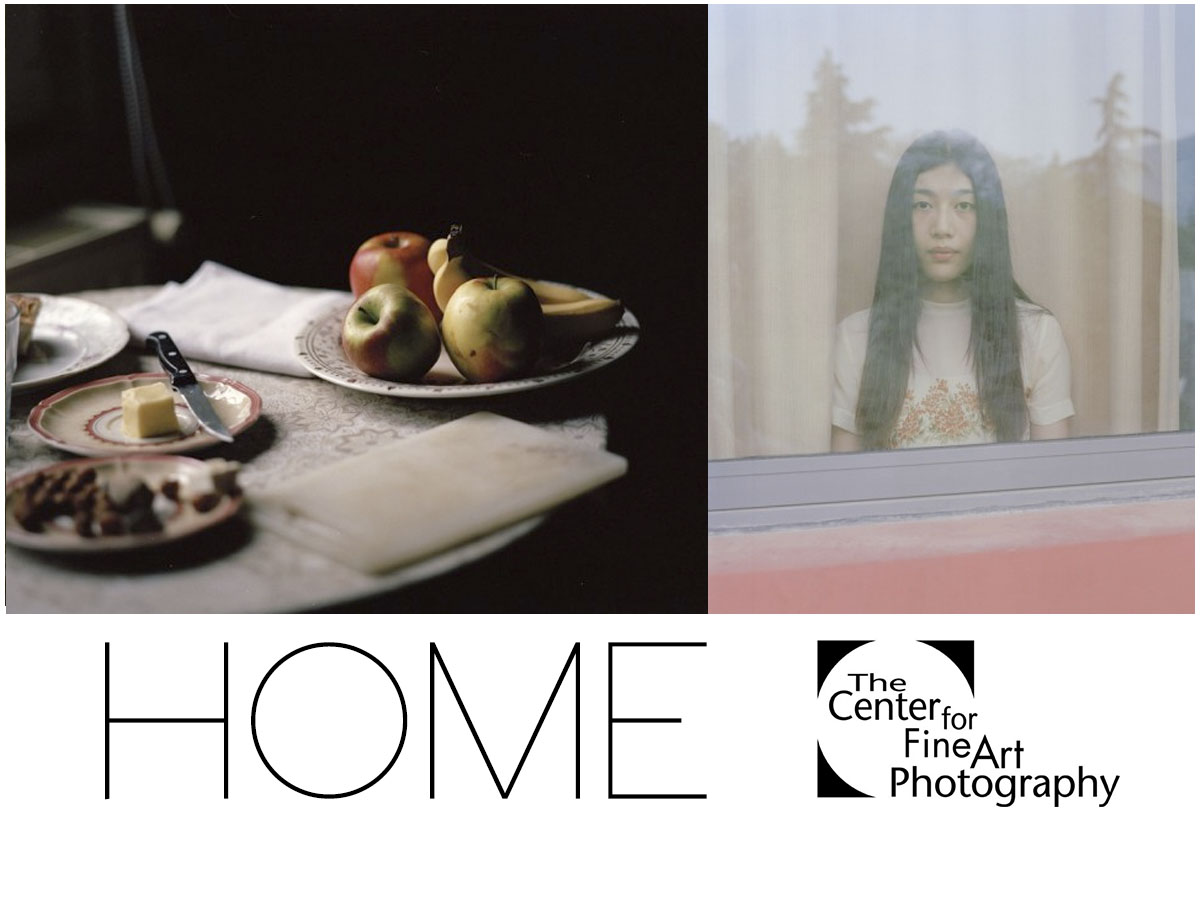HOME with Juror Kevin Miller | INTERNATIONAL PHOTOGRAPHIC CALL FOR ENTRIES - logo
