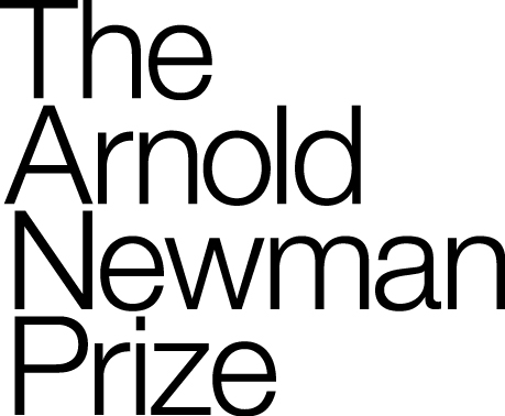 Maine Media Workshops + College: Arnold Newman Prize - logo