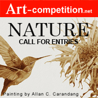 """Nature"" $8,125 in Cash & Art Marketing - logo"