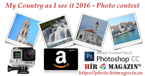 My country as I see it 2016 – Photo contest - logo