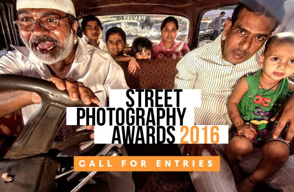 LensCulture Street Photography Awards 2016 - logo