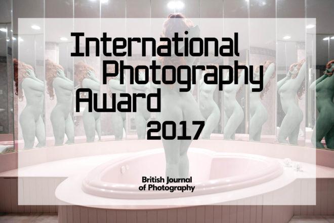 BJP International Photography Award 2017 - logo