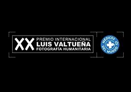Luis Valtueña Photography Award 2016 - logo