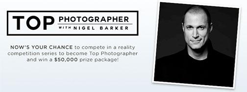 Adorama Top Photographer - logo