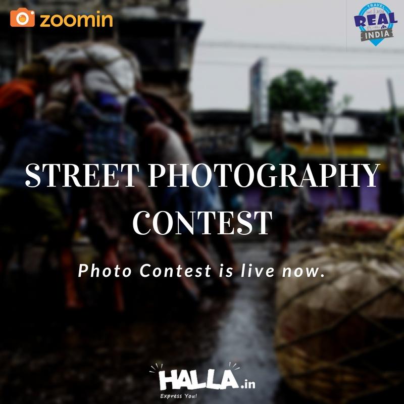 Street Photography Contest - logo
