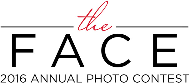 Digital Photo Pro's The Face Contest - logo