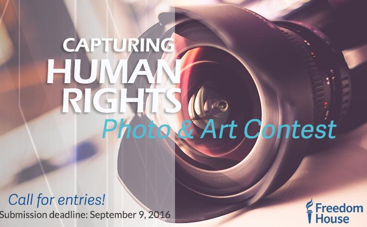 CAPTURING HUMAN RIGHTS - logo