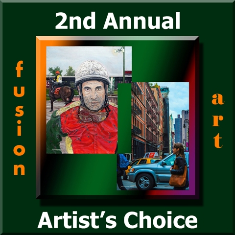 2nd Annual Artist's Choice International Juried Art Competition - logo