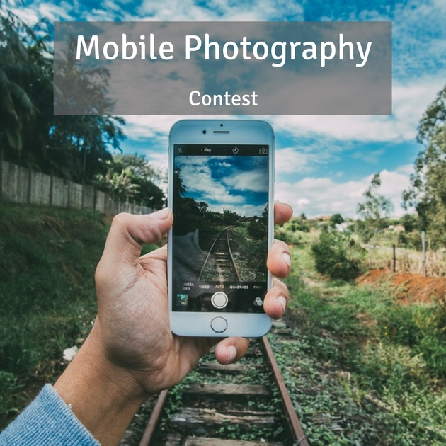 Mobile Photography Contest - logo