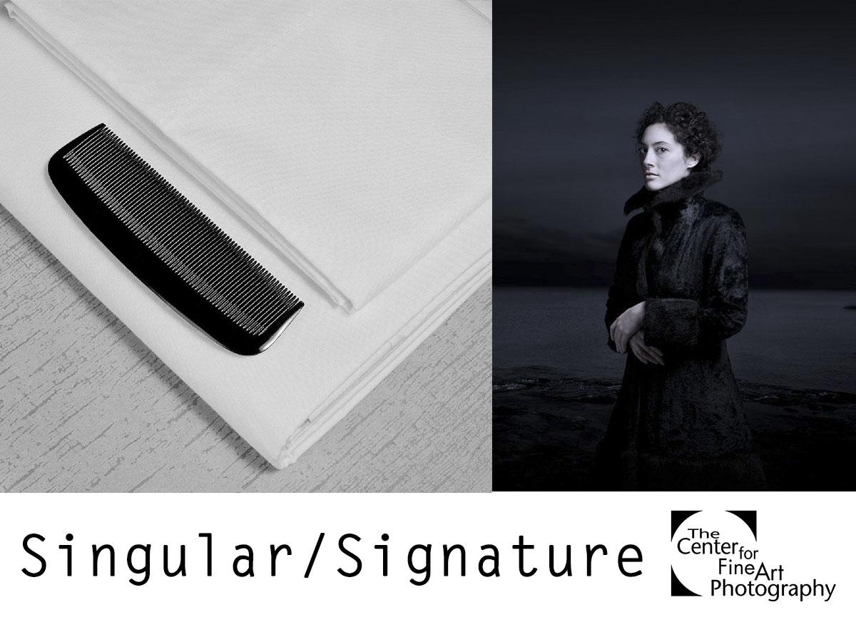 Singular/Signature | INTERNATIONAL PHOTOGRAPHIC CALL FOR ENTRY - logo