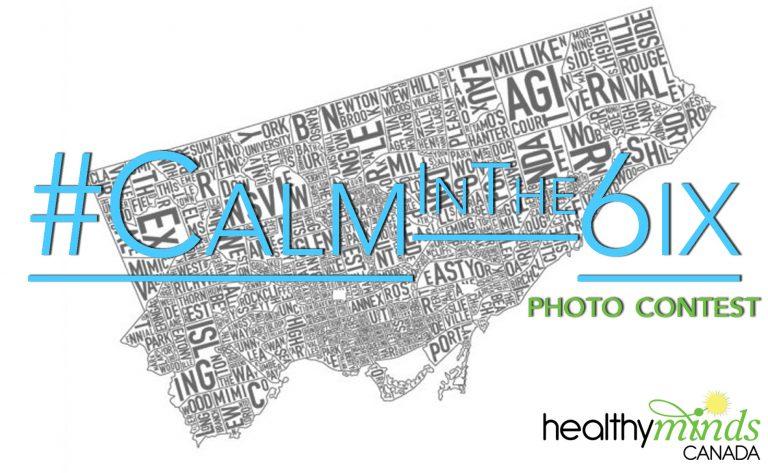 #CalmInThe6ix - logo