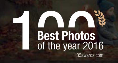 35AWARDS – 100 BEST PHOTOS OF THE YEAR - logo