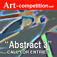 """Call To Artists-Photographers """"Abstract 3"""" For an exhibition at Gallery 25N - logo"""