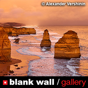 Landscapes by Blank Wall Gallery - logo