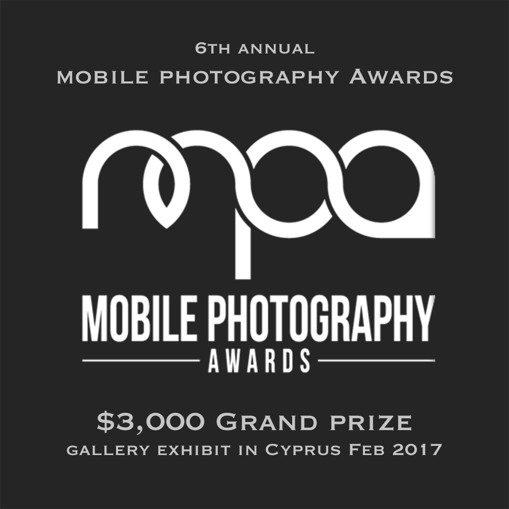 Mobile Photography Awards 2016 - logo