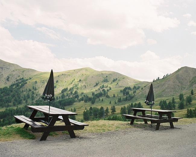 Outdoor - 2nd Place - Arnaud Teicher - Alpine Passes