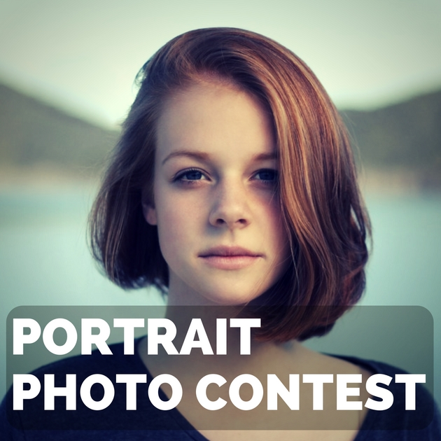 Portrait Photo Contest - logo