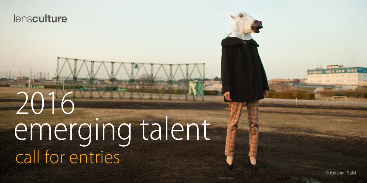 LensCulture Emerging Talent Awards 2016 - logo
