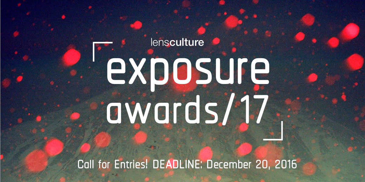 LensCulture Exposure Awards 2017 - logo