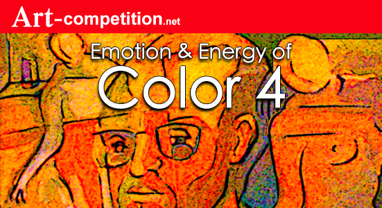 "Art Call ""Emotion & Energy Of Color 4"" - logo"