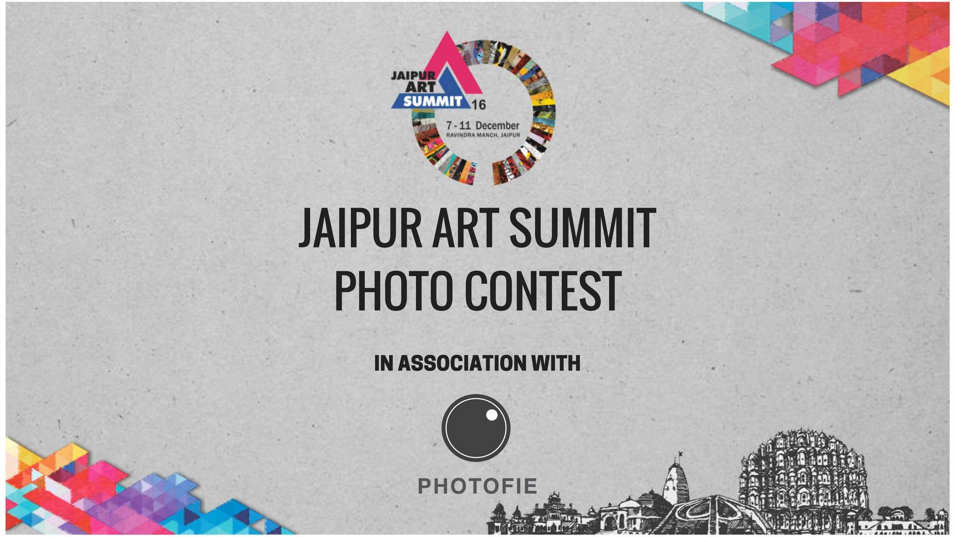 Jaipur Art Summit 2016 - logo
