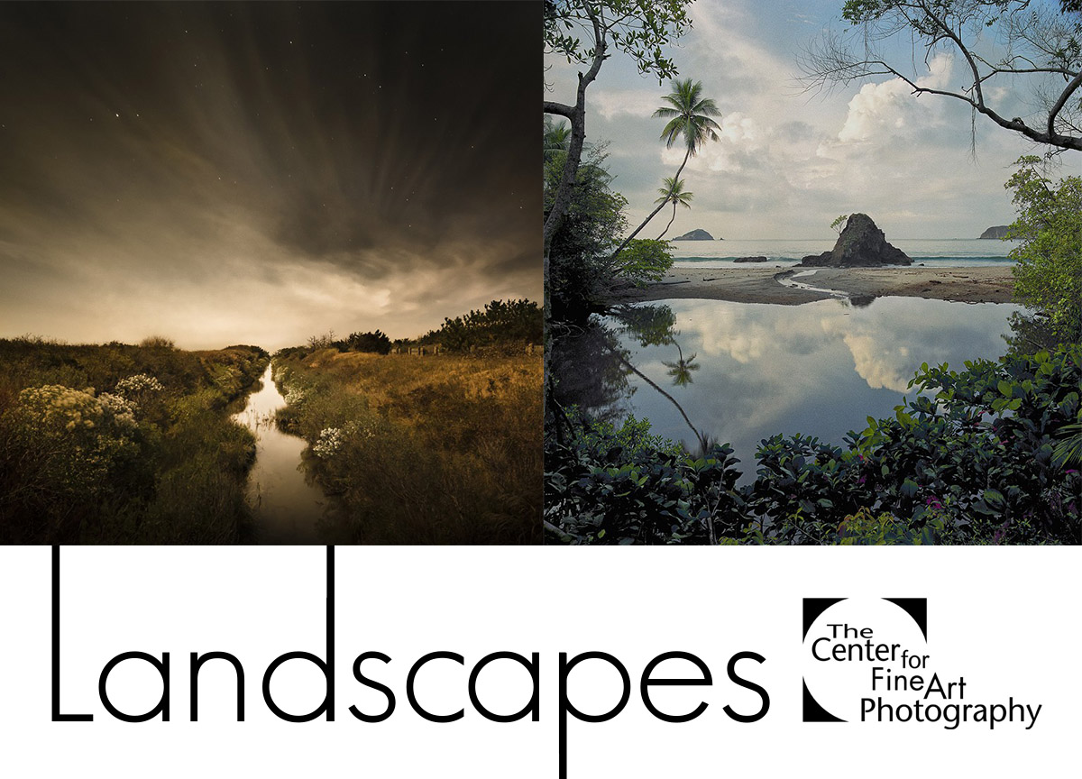 Landscapes 2017 with Juror Lisa Volpe | International Photography Call for Entry - logo