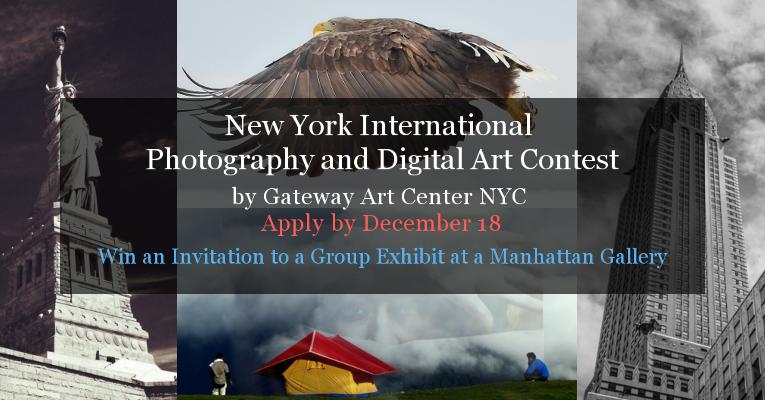New York International Photography Contest - logo