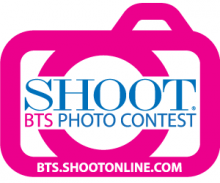 SHOOT Behind The Scenes (BTS) Photo Contest – Winter 2016 Edition - logo