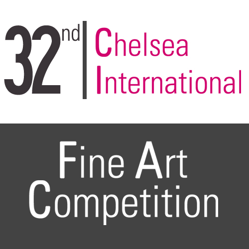 32nd Chelsea International Fine Art Competition - logo