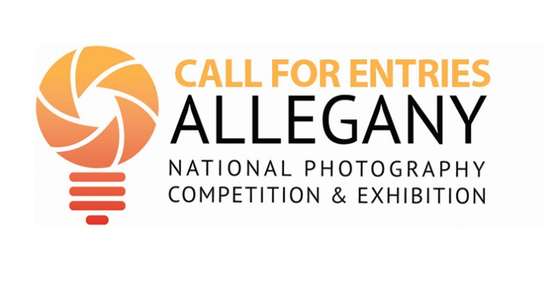 Allegany National Photography Competition and Exhibition 2017 - logo