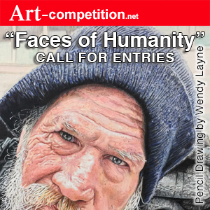 """Call For Entries """"Faces Of Humanity"""" - logo"""