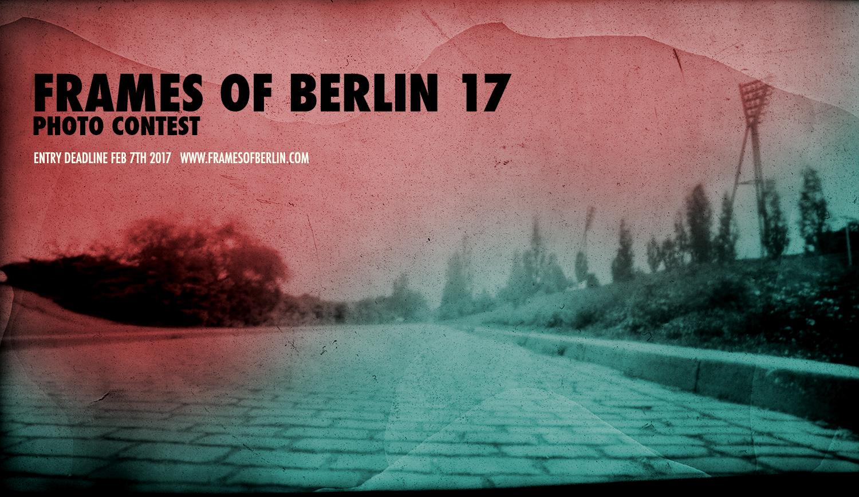 Frames of Berlin - logo