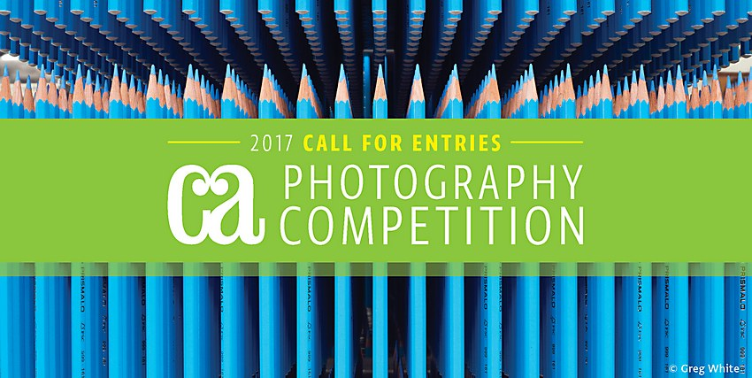 Communication Arts 2017 Photography Competition - logo