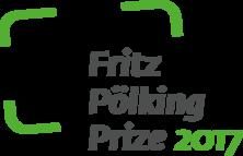 Fritz Pölking and Fritz Pölking Junior Prize 2017 - logo