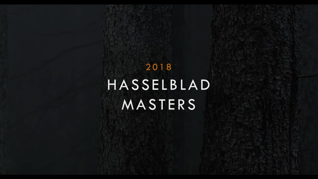 Hasselblad Masters 2018 Competition - logo