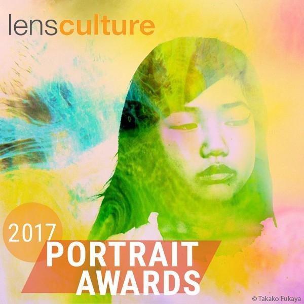 LensCulture Portrait Awards 2017 - logo