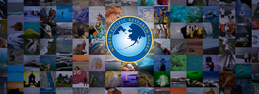 North Pacific Research Board: 2017 Photo Contest - logo