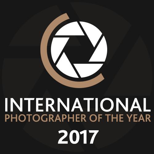 International Photographer of the Year 2017 - logo