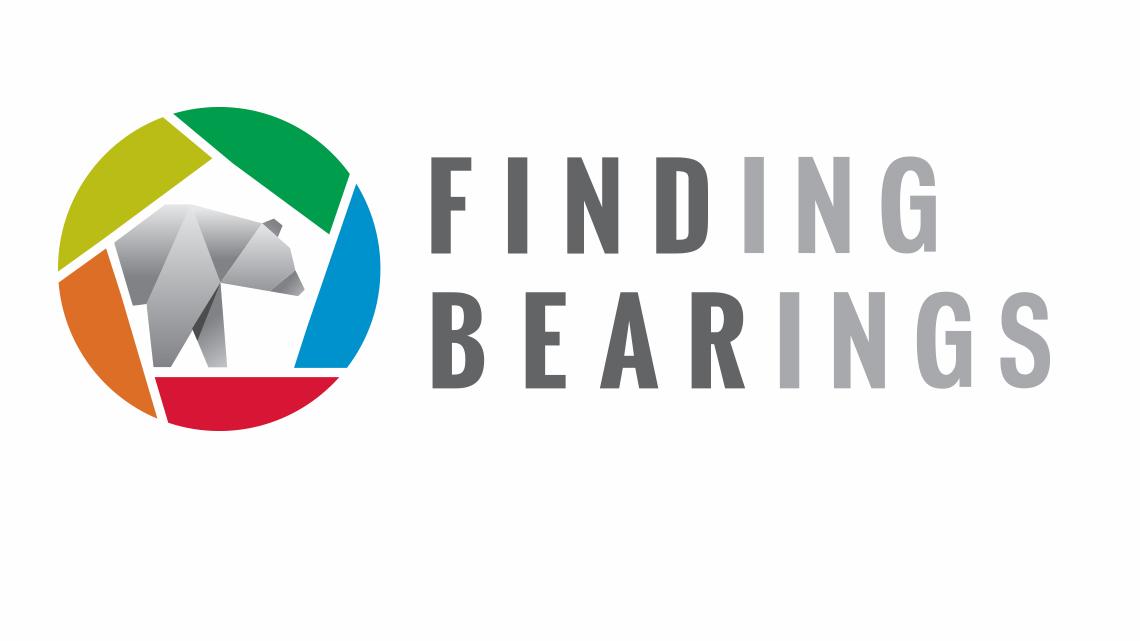 Finding Bearings - logo