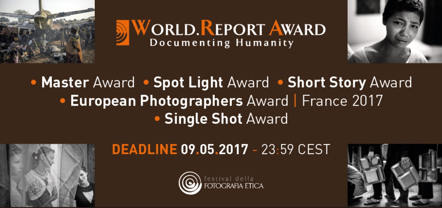 World.Report Award 2017 – Documenting Humanity - logo