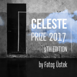 Celeste Prize 2017, 9th edition - logo