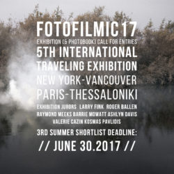 3RD FINAL SUMMER FOTOFILMIC17 SHORTLIST CALL - logo