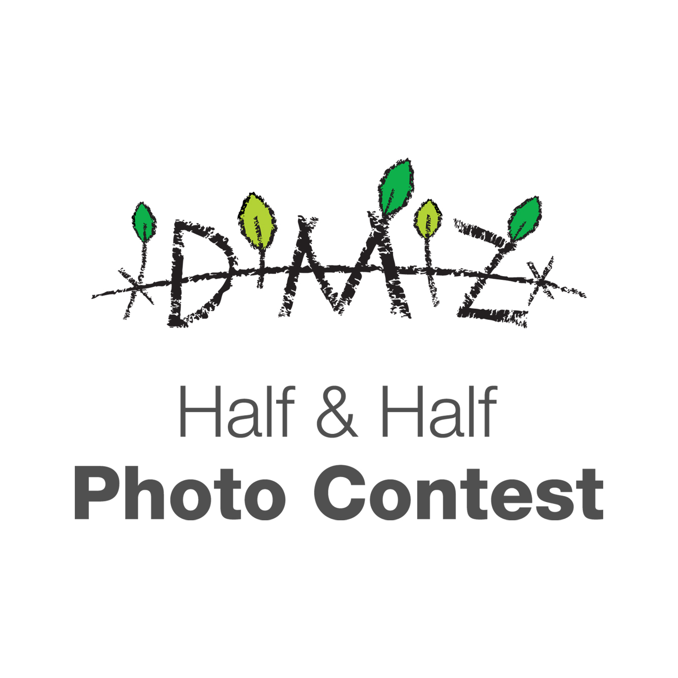 DMZ Half&Half Photo Contest by Gyeonggi Province of Korea - logo