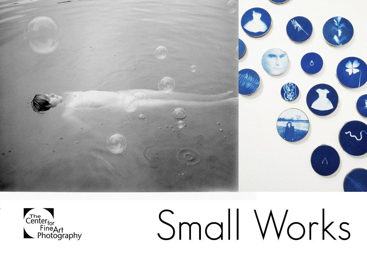 Small Works Exhibition | International Photographic Call for Entry - logo