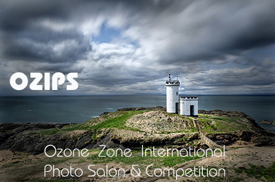 5th Ozone Zone International Photo Salon – Competition - logo