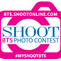 SHOOT Behind The Scenes Photo Contest – Summer 2017 Edition - logo