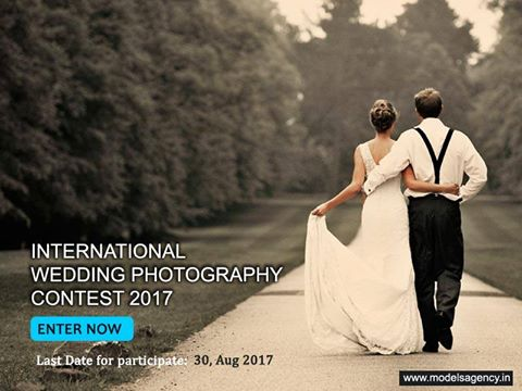 Wedding Photography Contest 2017 - logo