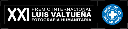 Luis Valtueña International Humanitarian Photography Award 2017 - logo
