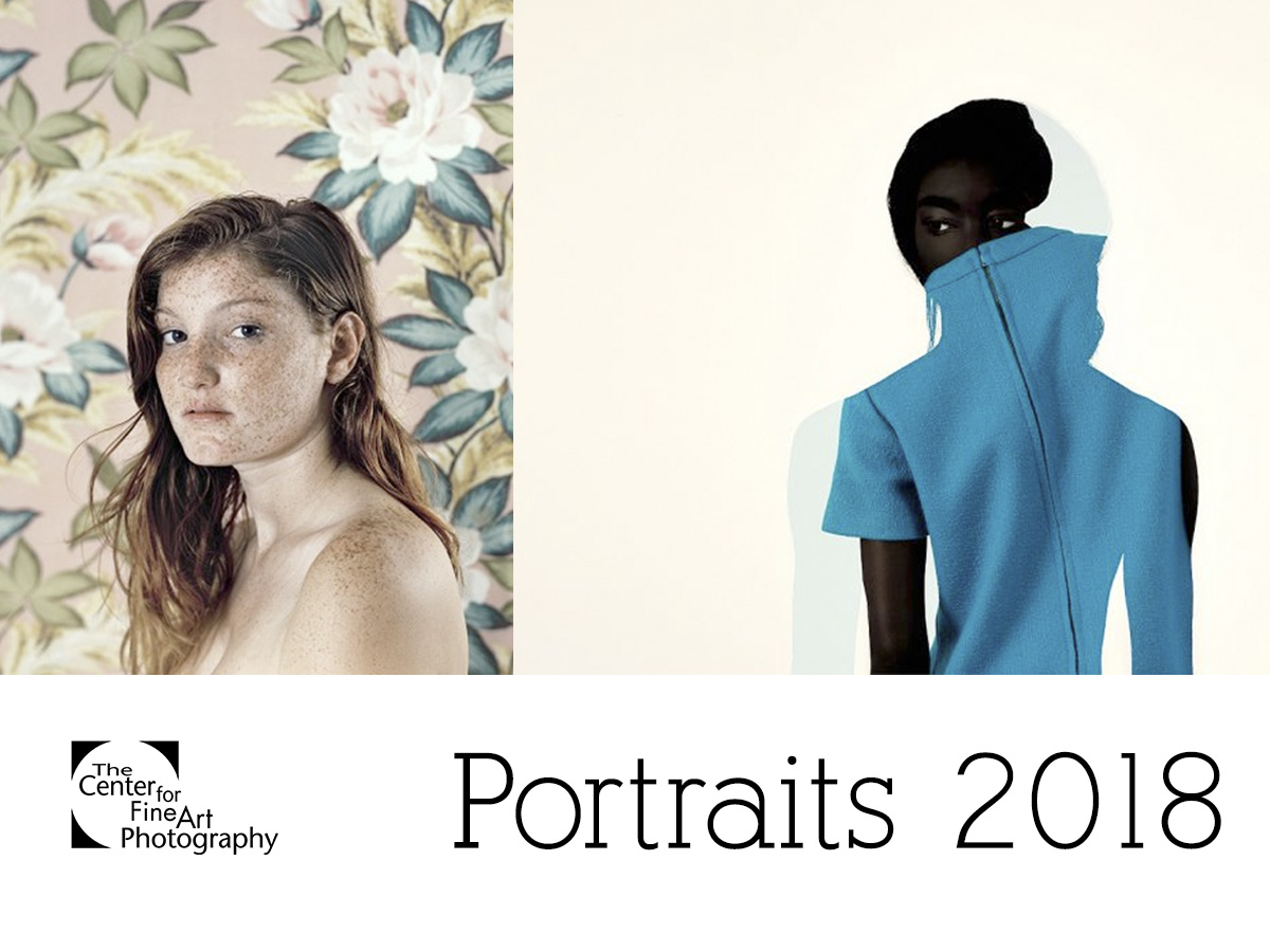Portraits 2018 Photography Call for Entry  | Open Internationally - logo