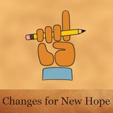 The Second Annual Changes for New Hope Photo Contest - logo